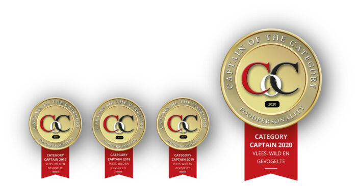 Captain of category '17-'20